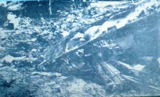 S61 AP-AOC wreckage