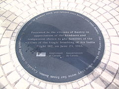 plaque-in-bantry