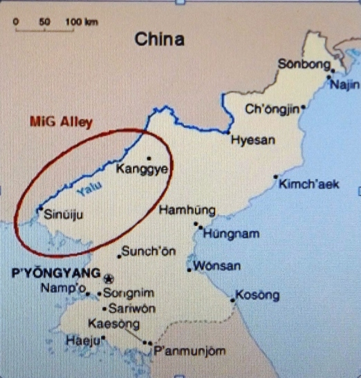 map-showing-the-general-location-of-mig-alley