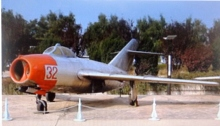 north-korean-mig-15-at-the-chinese-aviation-museum
