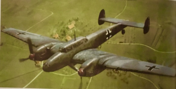 Messersmitt Me.110
