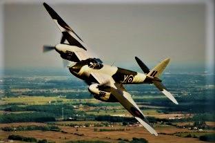 de-Havilland Mosquito