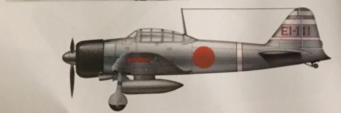 Mitsubishi A6M Reisen