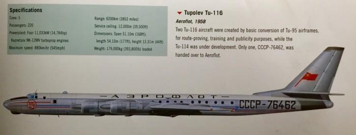 Tupolov Tu-116